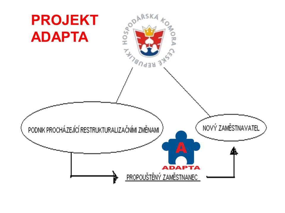 Inovativním prvkem projektu je vytvoření komplexního poradenského a vzdělávacího programu.