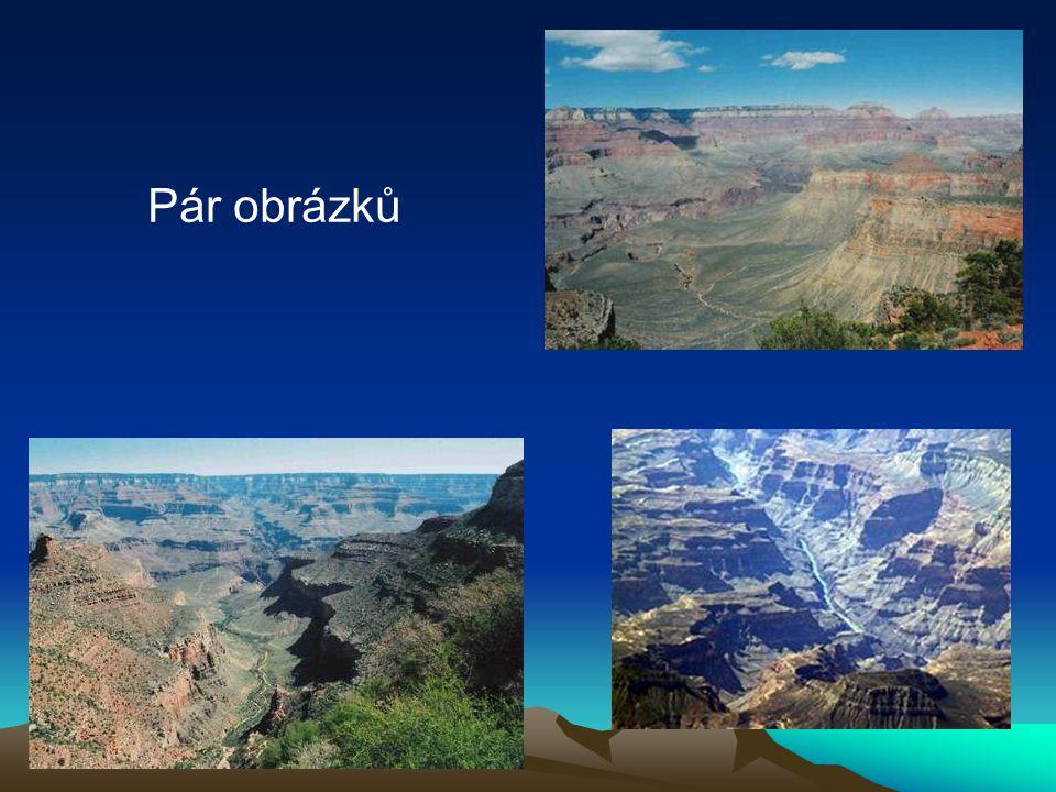 Shrnutí Grand Canyon je největší kaňon na světě Vytvořen řekou Colorado v severní Arizoně Tvoří velkou část národního parku Grand Canyon V roce 1540 se první Evropan García López de Cárdenas dozvěděl o jeho existenci