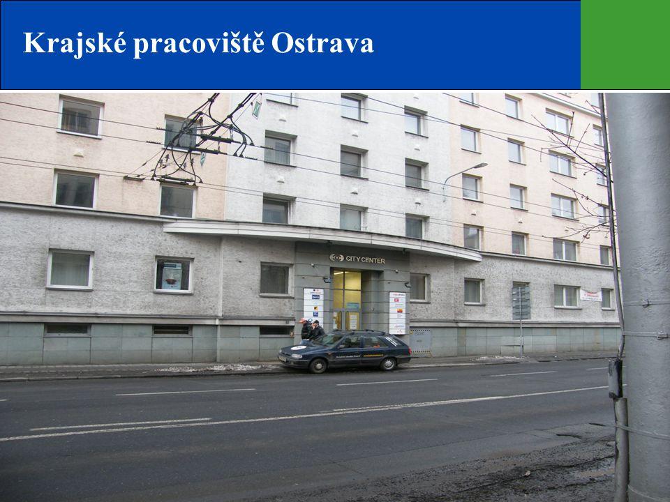 21 Krajské pracoviště Ostrava