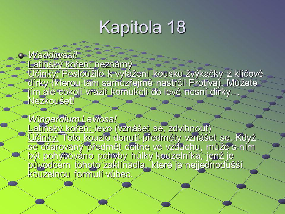 Kapitola 18 Waddiwasi.