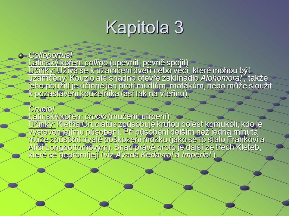 Kapitola 3 Colloportus.