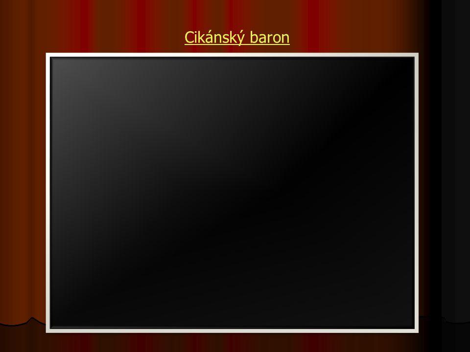 Cikánský baron