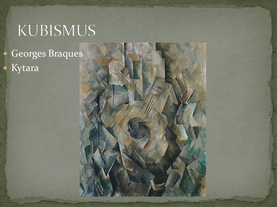 Georges Braques Kytara