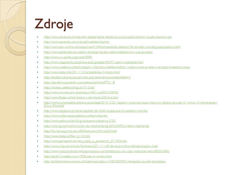 Zdroje http://www.devbook.cz/maturitni-otazka-fyzika-elektricky-proud-polovodicich-vyuziti-kvantovy-jev http://www.spsemoh.cz/vyuka/zel/neelektricke.h