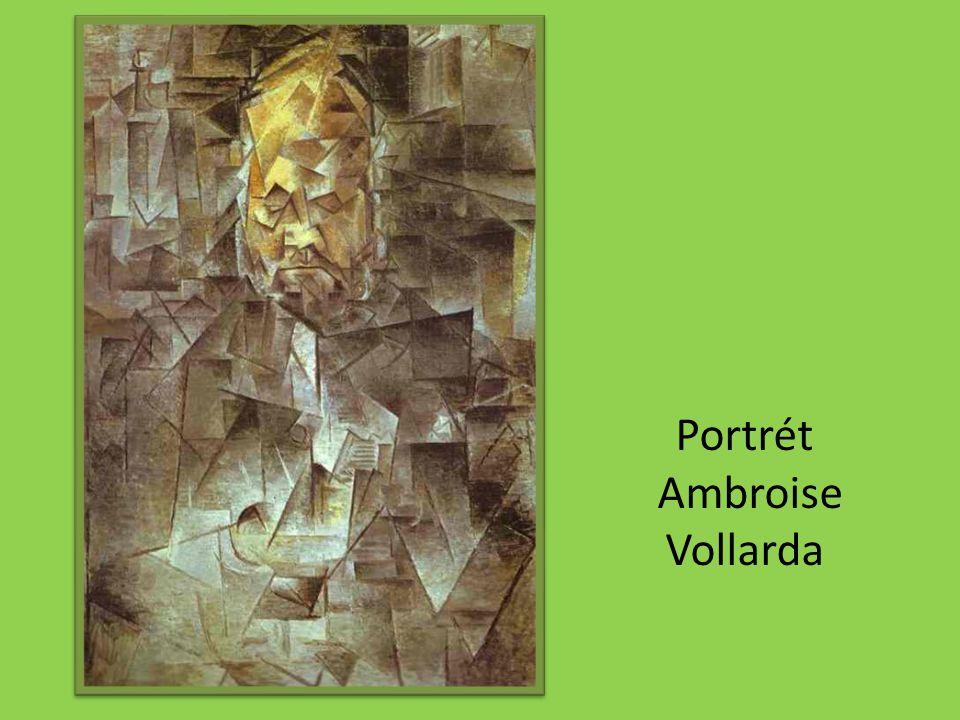 Portrét Ambroise Vollarda