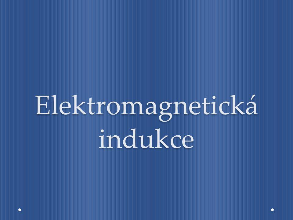 Indukčnost tedy i indukčního toku Φ Příčinou vzniku magnetického pole, tedy i indukčního toku Φ, je proud protékající vodičem.