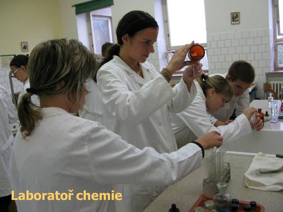Laboratoř chemie