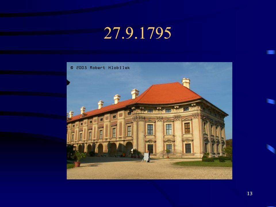 13 27.9.1795