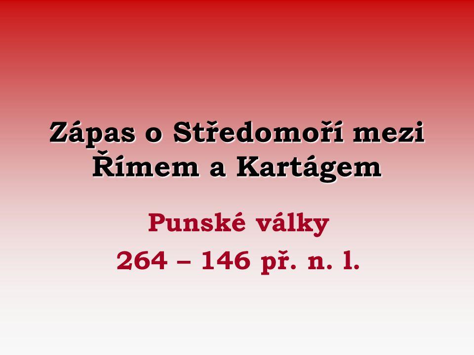 Reformy bratří Gracchů Tiberius Sempronius Gracchus – 134 př.