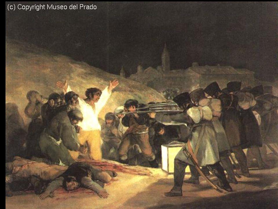 Francisco de Goya Celým jménem Francisco de Goya Lucientes, narozen 30.