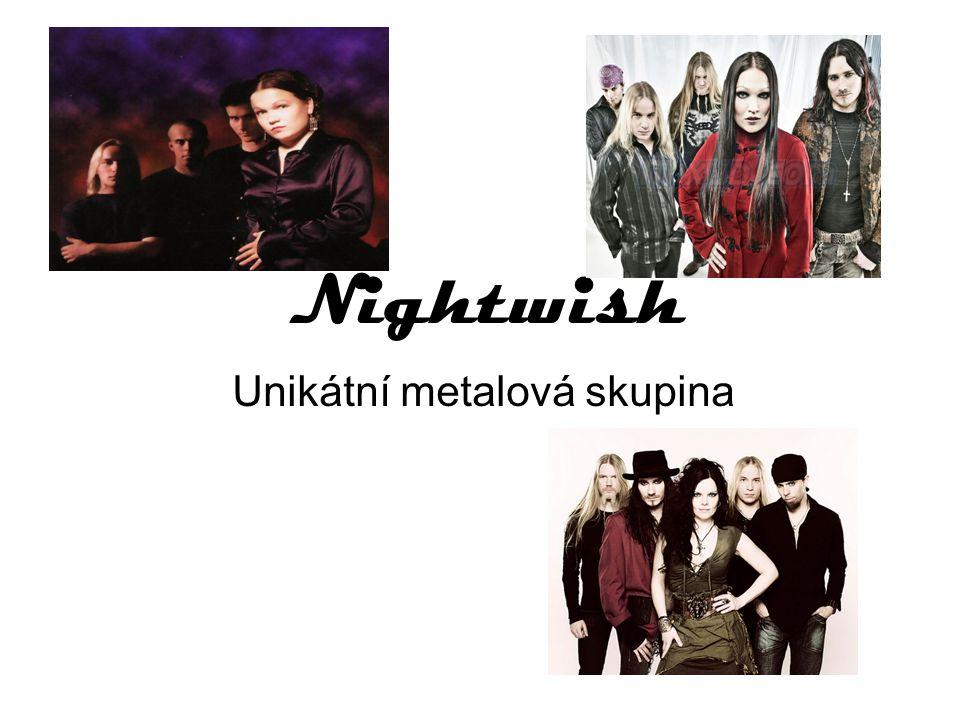 Nightwish Unikátní metalová skupina