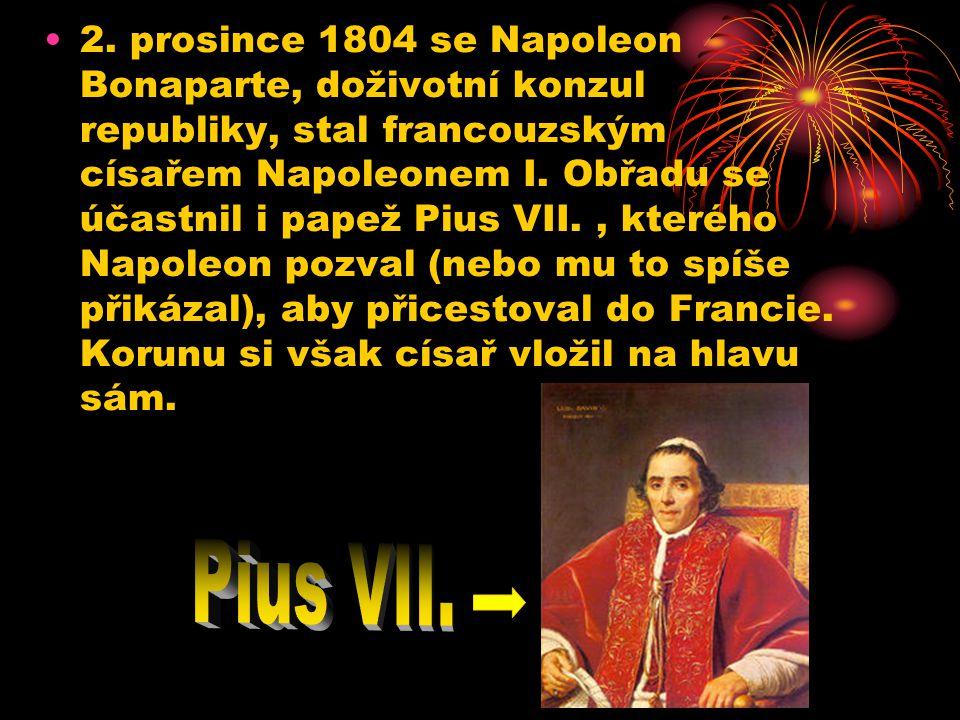 Napoleon se zúčastnil povstání proti direktoriu (podle francouzského republikánského kalendáře 18. primér) 9. listopadu 1799, poté se jako velitel pař