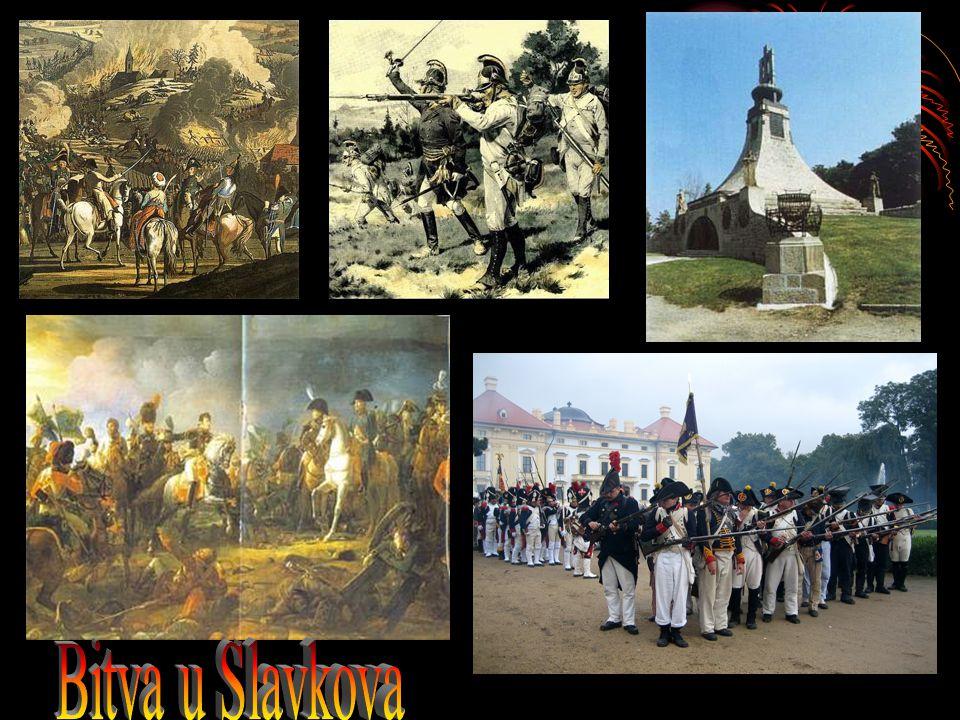 Rusové se po této bitvě rychle stáhli a Rakousko muselo podepsat mír. Tím získal Napoleon neomezený vliv v severní Itálii a v Německu. V roce 1806 por
