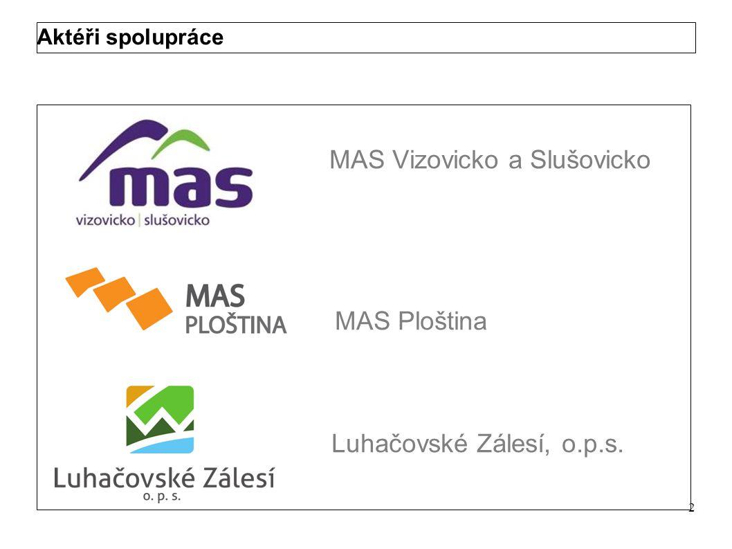Luhačovské Zálesí, o.p.s., MAS Ploština, MAS Vizovicko a Slušovicko TRNKOVÁ STEZKA 2 – TRNKY, KAM SE PODÍVÁŠ!