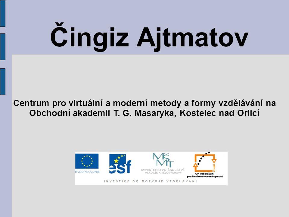 Čingiz Ajtmatov Centrum pro virtuální a moderní metody a formy vzdělávání na Obchodní akademii T.