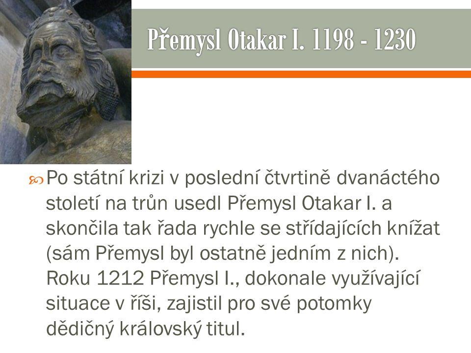 Královská města (pravděpodobně) založená během vlády Václava I.