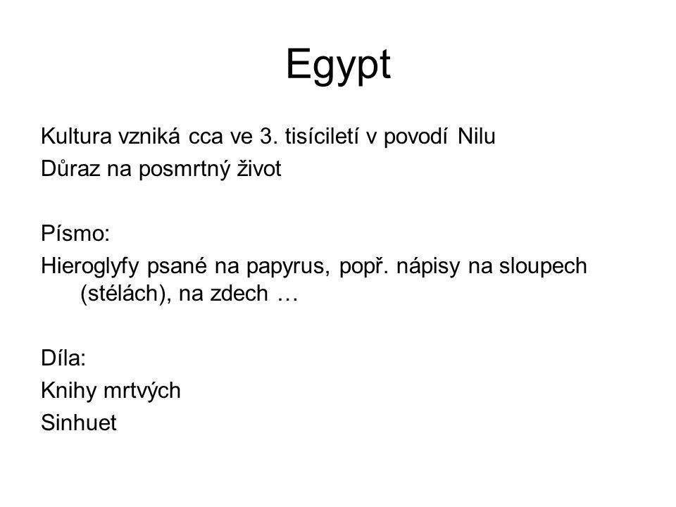 Mezopotámie Úkoly 1/ Kultura 2/ Písmo, psací potřeby 3/ Texty