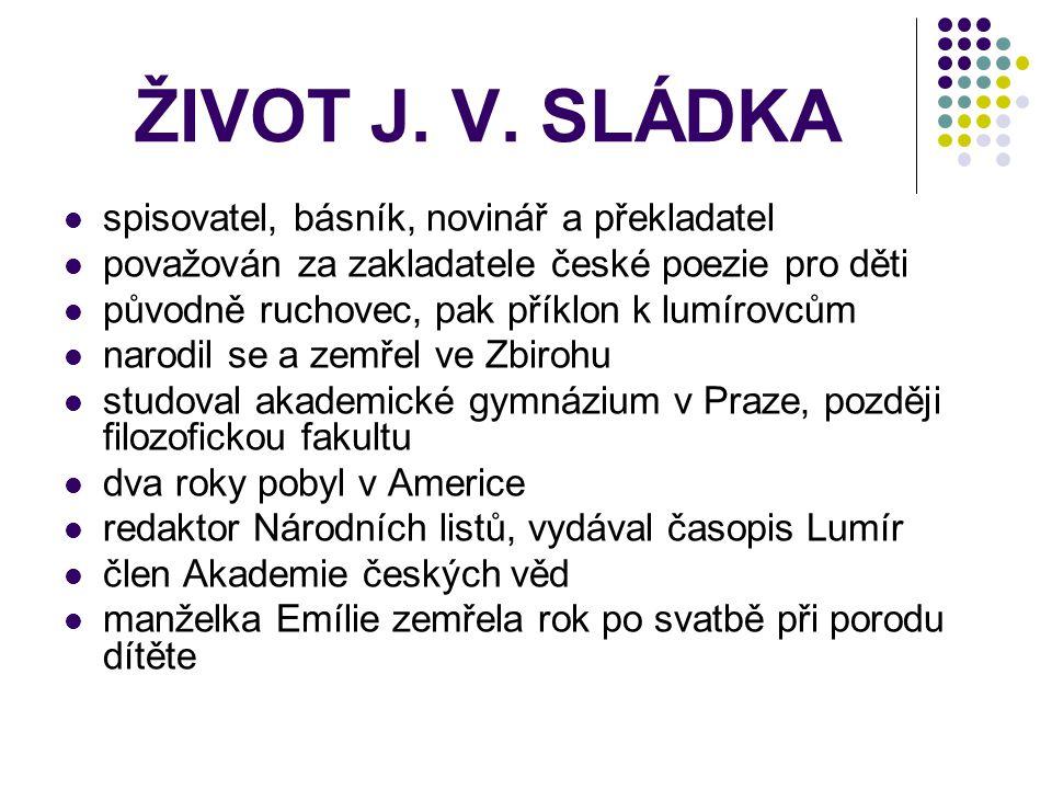 ŽIVOT J.V.
