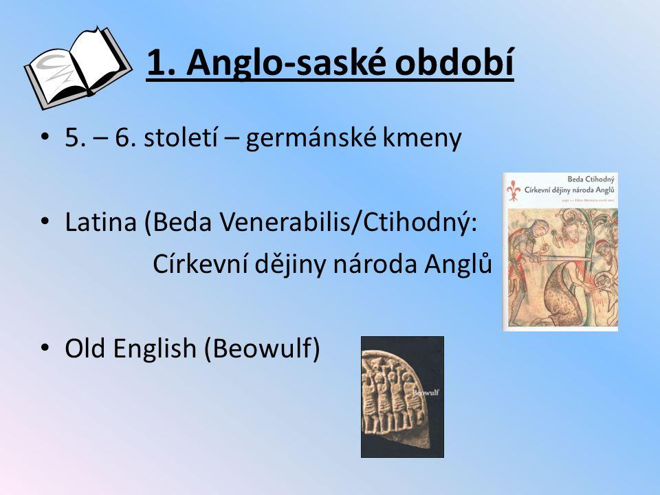 8.Období realismu a naturalismu 2. pol. 19.