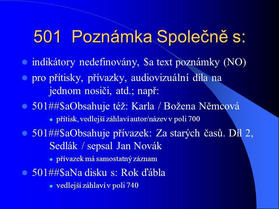 502 Poznámka o disertaci indikátory nedefinovány, $a text poznámky (NO) .
