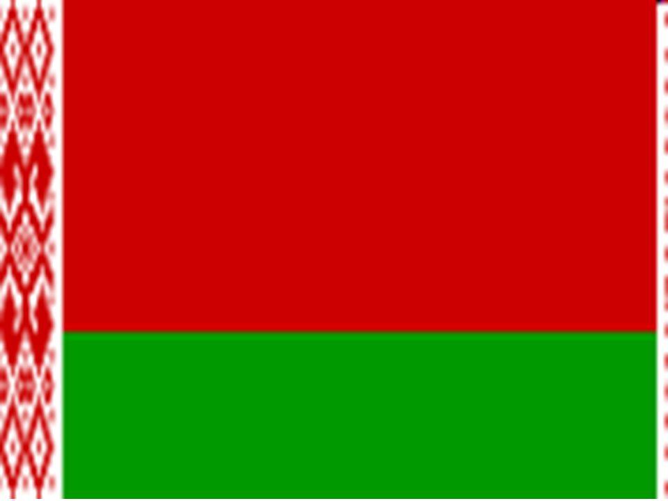 Běloruská republika Bělorusko Bílá Rus´ Modrooké Bělorusko