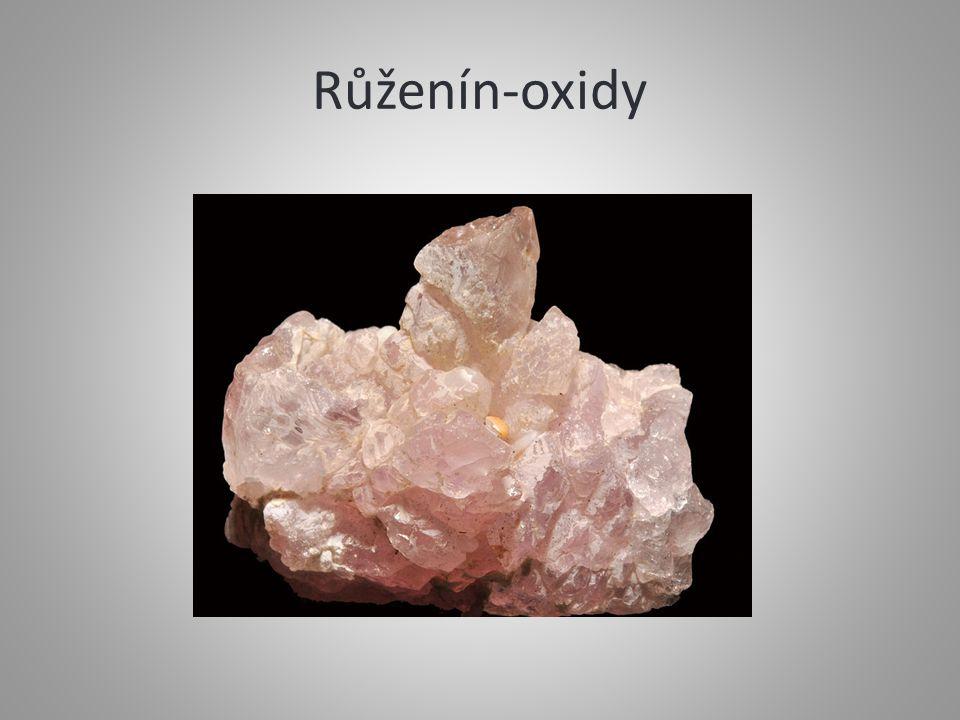 Růženín-oxidy