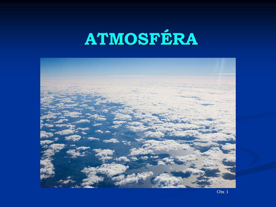 ATMOSFÉRA Obr. 1