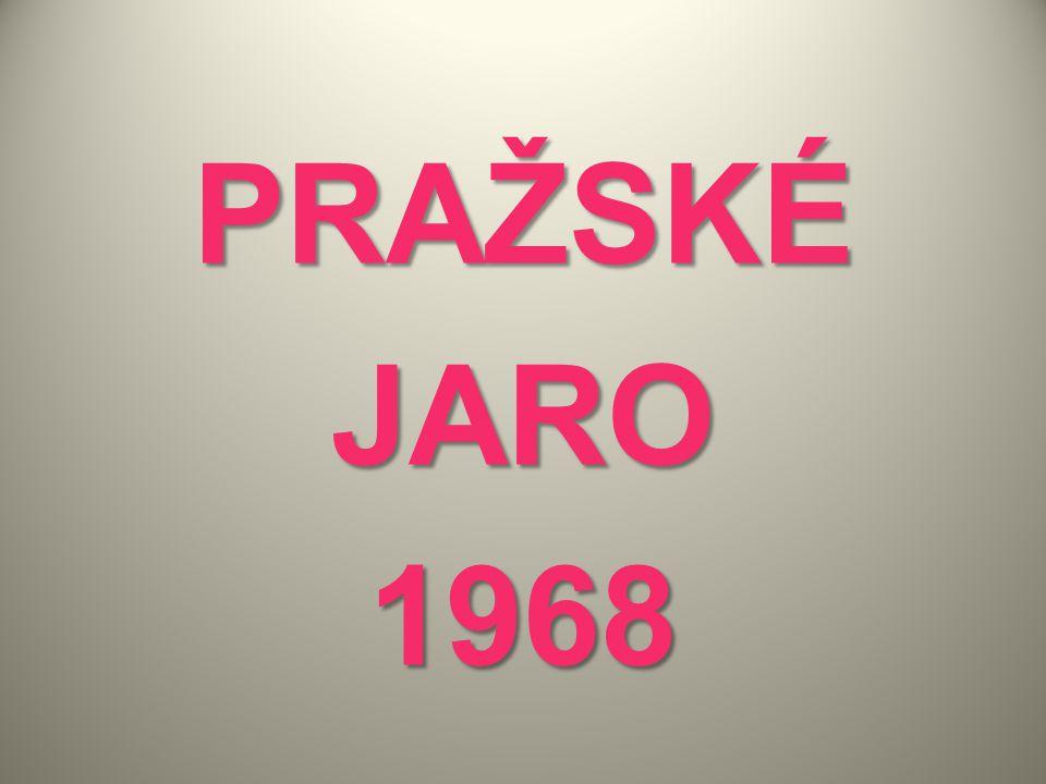 Okupace Československa srpen 1968 Obrázek č.8 Obrázek č.