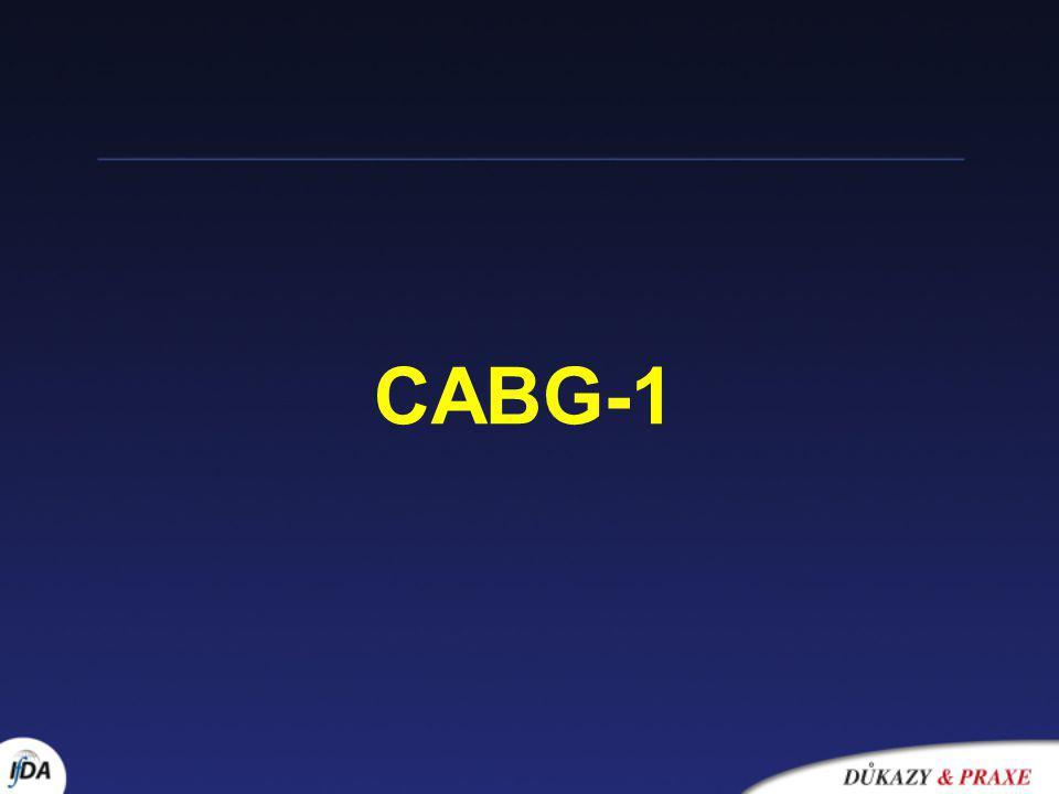 CABG-1