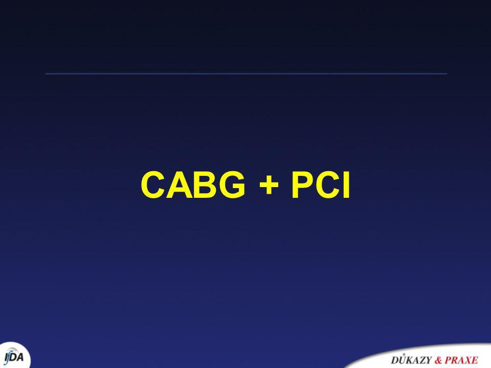 CABG + PCI