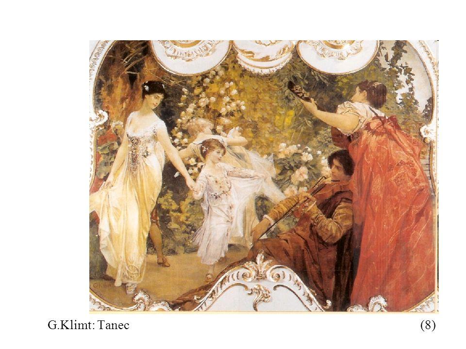 G.Klimt: Tanec(8)