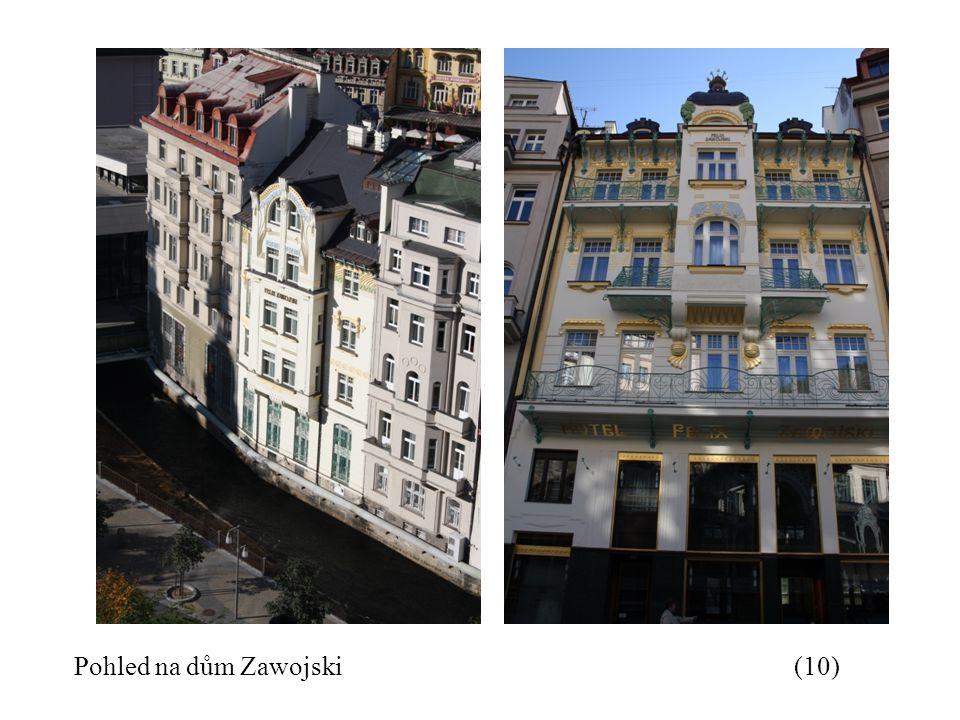 Pohled na dům Zawojski(10)