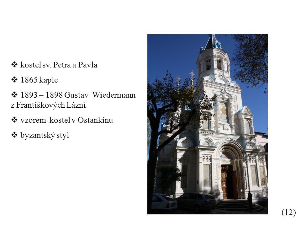 (12)  kostel sv.