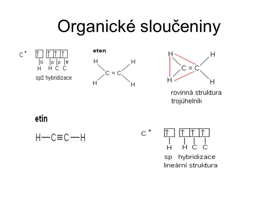 Organické sloučeniny