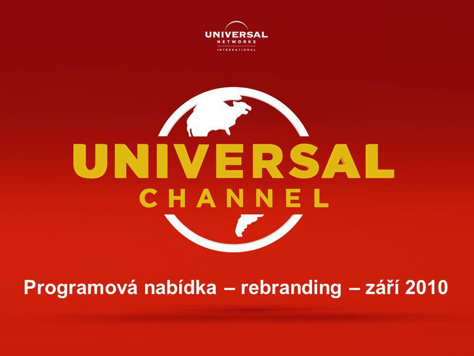 Programová nabídka – rebranding – září 2010
