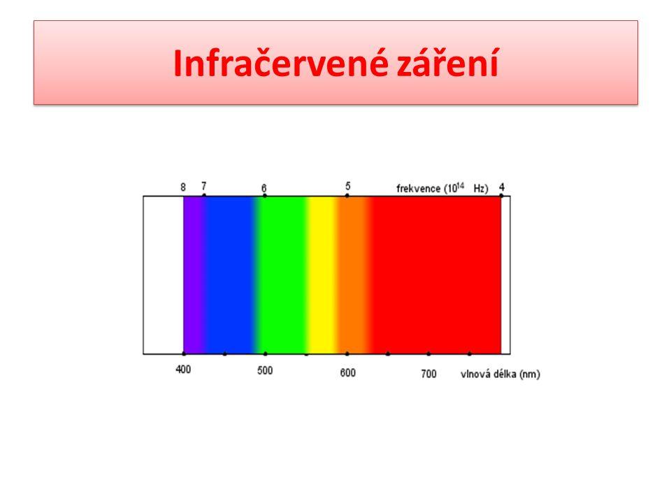Infračervené záření