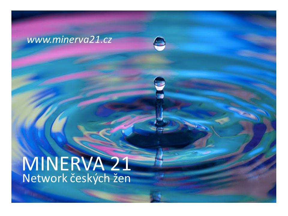 www.minerva21.cz MINERVA 21 Network českých žen