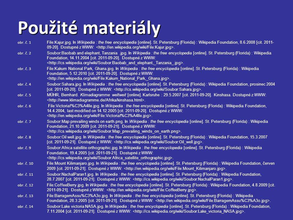 Použité materiály obr. č. 1 File:Kajur.jpg. In Wikipedia : the free encyclopedia [online].