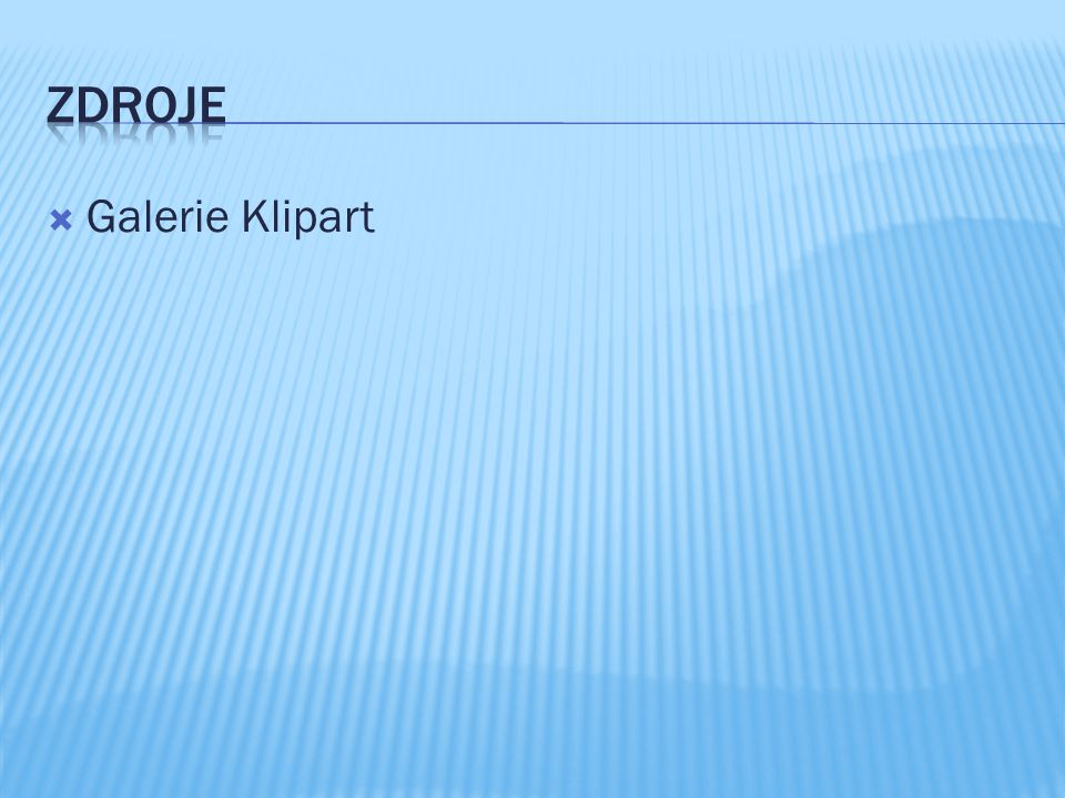 Galerie Klipart