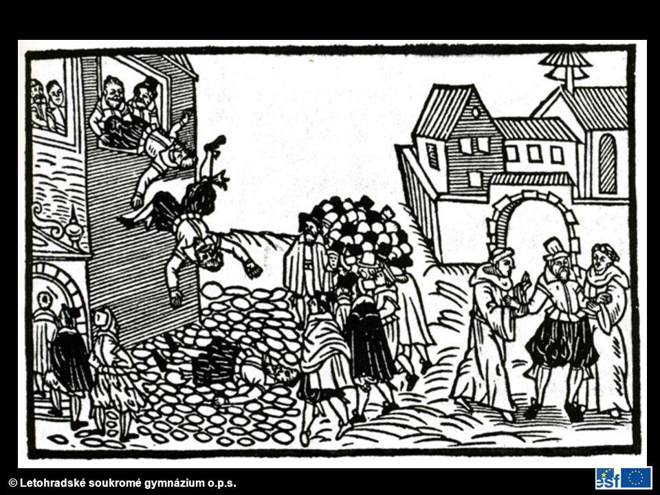 © Letohradské soukromé gymnázium o.p.s. J. A. KOMENSKÝ (1592 – 1670)