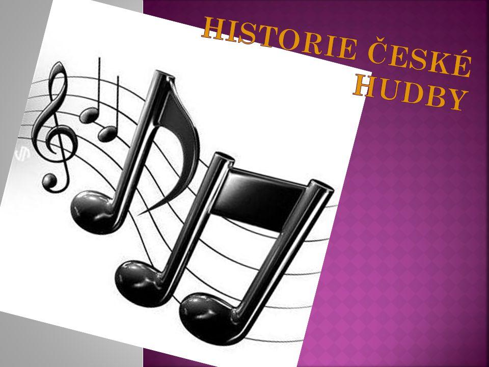  Hudební historie může být rozčleněna různými způsoby.