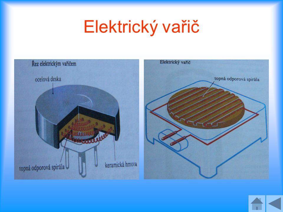 Elektrický vařič