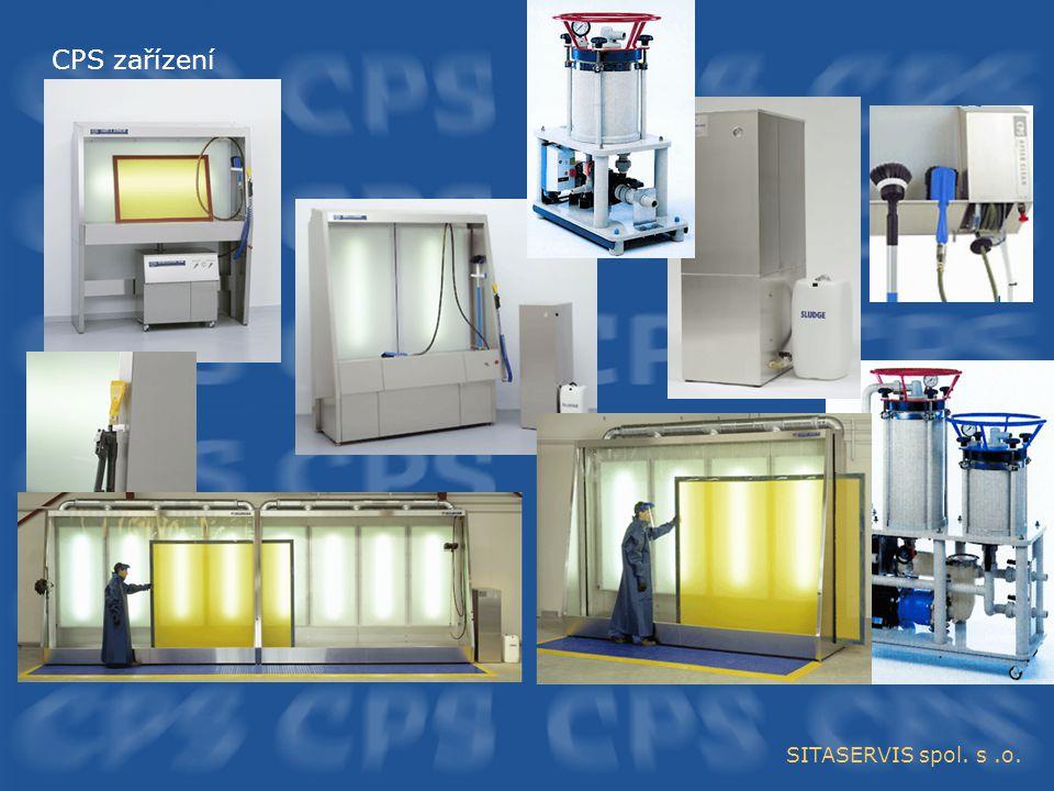 CPS zařízení SITASERVIS spol. s.o.
