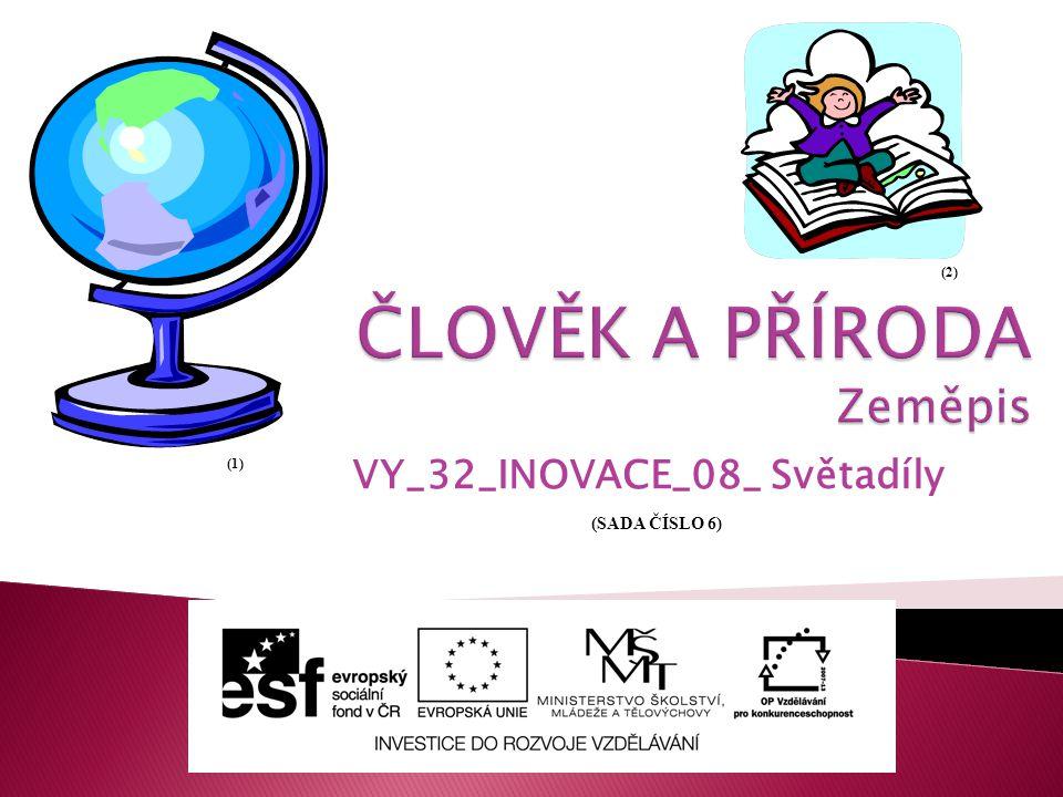 VY_32_INOVACE_08_ Světadíly (2) (1) (SADA ČÍSLO 6)