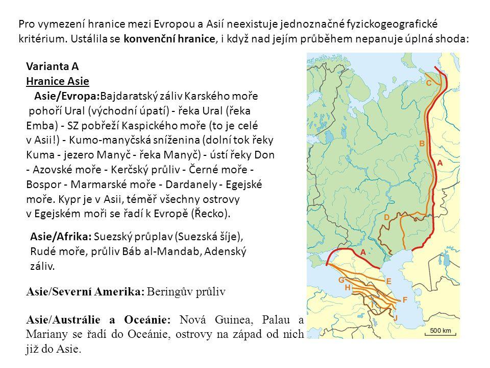 Krajní pevninské body Asie Sever : Čeljuskinův mys (77° 44 s.