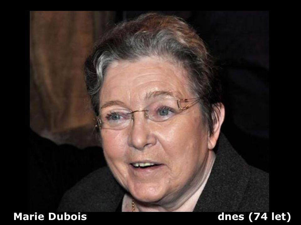Marie Dubois (1937) herečka Dříve