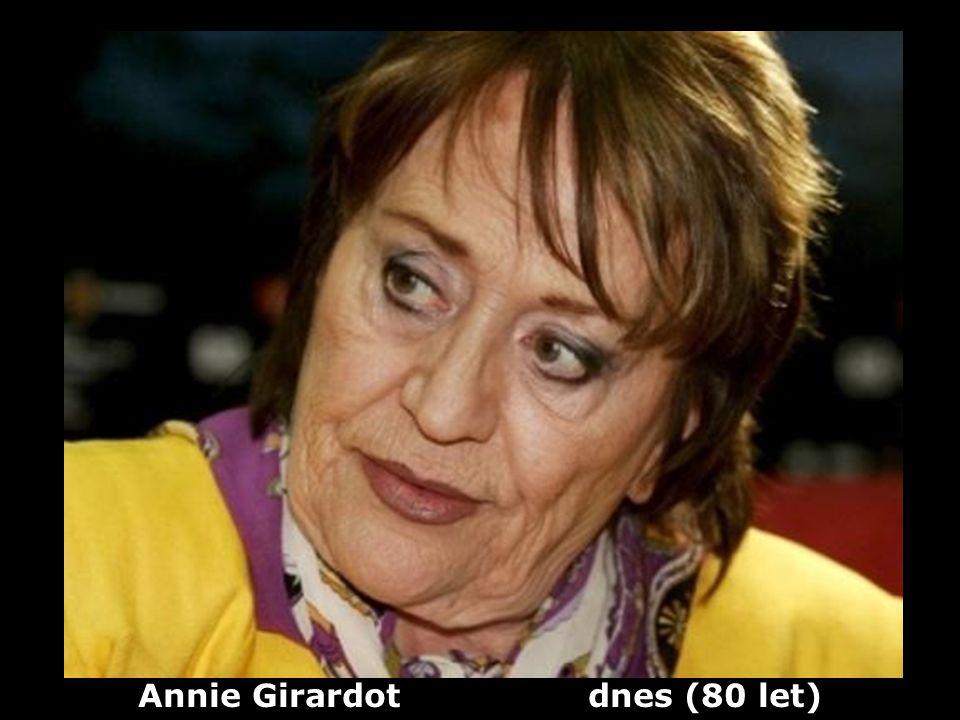 Annie Girardot (1931) herečka Dříve