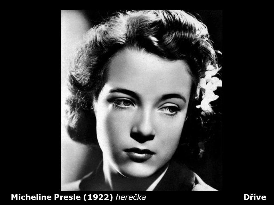 Micheline Dax dnes (87 let)