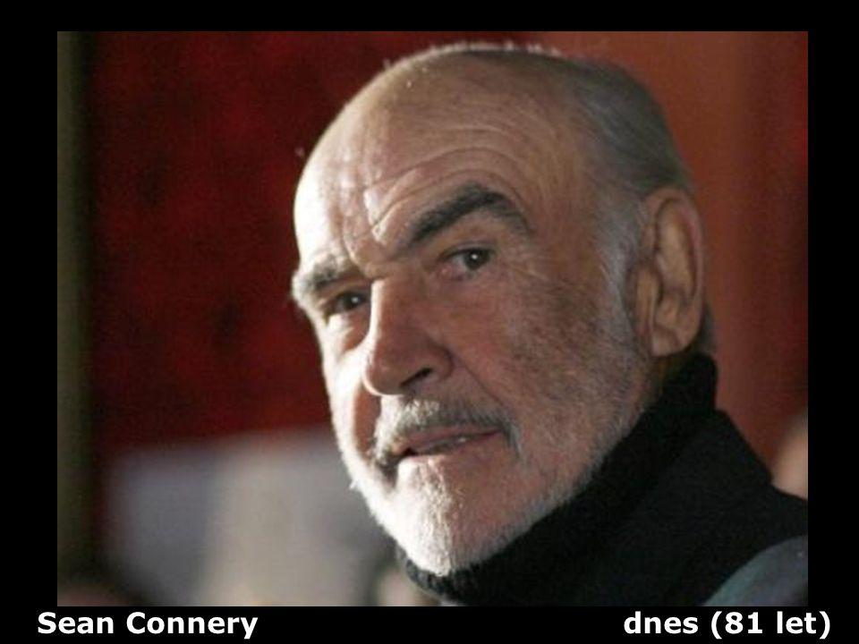 Sean Connery (1930) herec Dříve