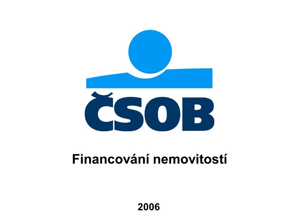 Financování nemovitostí 2006